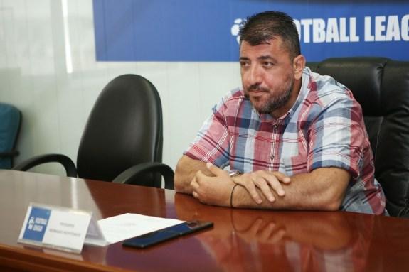 """Λεουτσάκος: """"Το θέμα δεν είναι οι ομάδες να γίνουν ΠΑΕ και να γεμίσουν χρέη"""""""