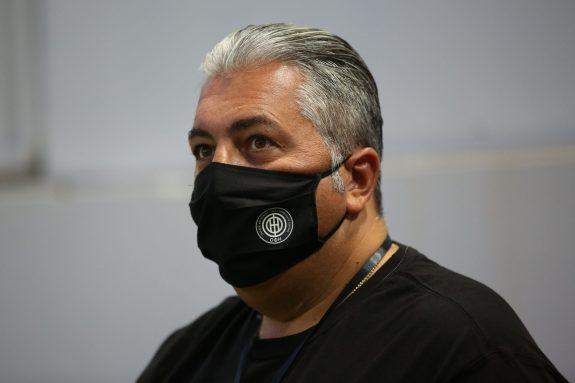 Παρών ο Μπούσης στην εκδίκαση της προσφυγής – πρόσθετη παρέμβαση από την Λίγκα