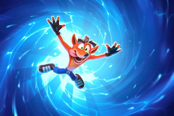 Trailer για το demo του Crash Bandicoot 4: It's About Time