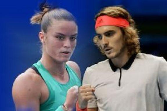 Τσιτσιπάς : «Μαζί με τη Σάκκαρη ανεβάζουμε το τένις, όπως ο Γκάλης το μπάσκετ»