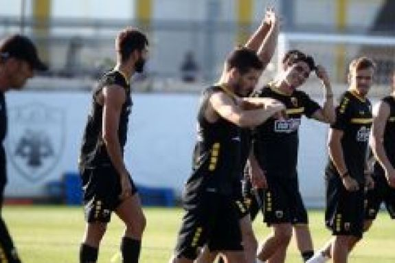 AEK : Αποθεραπεία για όσους έπαιξαν με τη Σεντ Γκάλεν