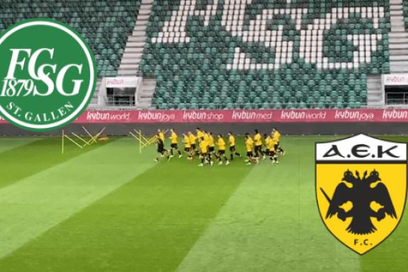 Παιχνίδι δίχως αύριο για την ΑΕΚ στην Ελβετία