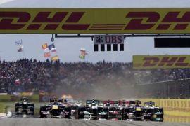 Formula 1: Ακυρώθηκε το γκραν πρι του Βιετνάμ