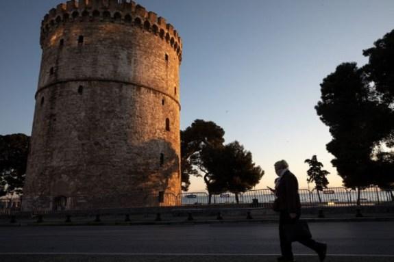 Κορωνοϊός: Στο «κόκκινο» η Θεσσαλονίκη