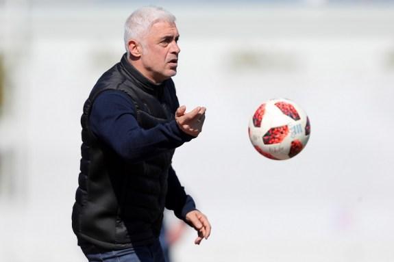 Νικοπολίδης: «Είμαι ευχαριστημένος από την απόδοσή μας, συγχαρητήρια στον ΠΑΟΚ»