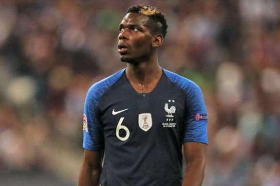 «Βόμβα» στην εθνική Γαλλίας: Εκτός ο Πογκμπά λόγω Μακρόν