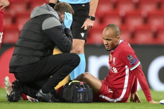 Νέο πρόβλημα για τη Λίβερπουλ: Τραυματίστηκε και ο Φαμπίνιο