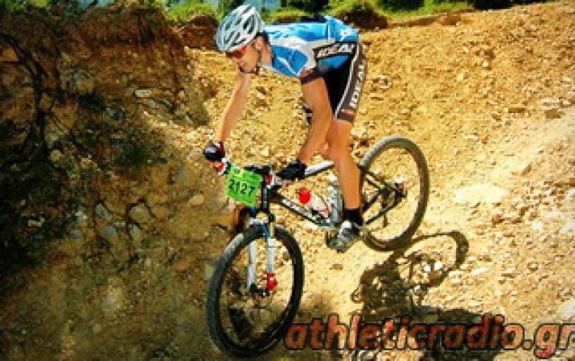 Αγώνας με ποδήλατα MTB στο Ηράκλειο