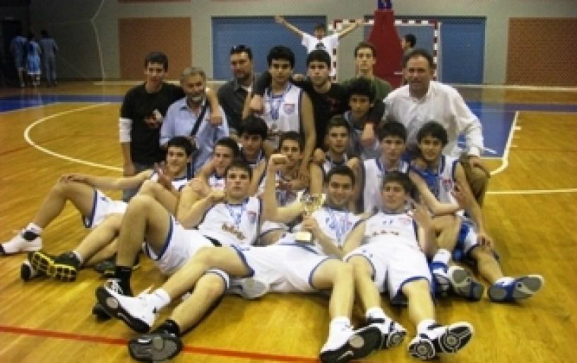 Πρωταθλητές Κρήτης οι παίδες του ΑΓΟΡ