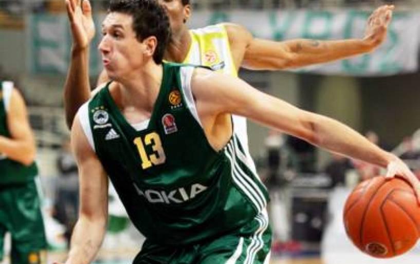 Ευρωλίγκα: MVP της Αγωνιστικής ο Διαμαντίδης