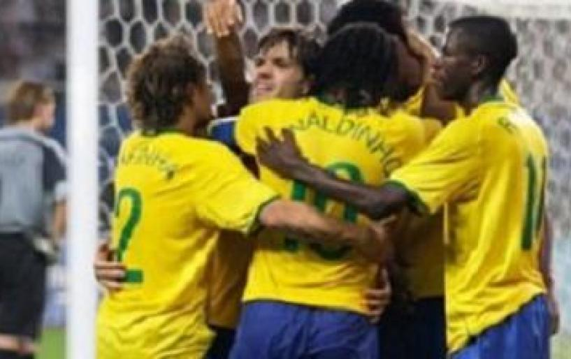 Τρίτη η Βραζιλία