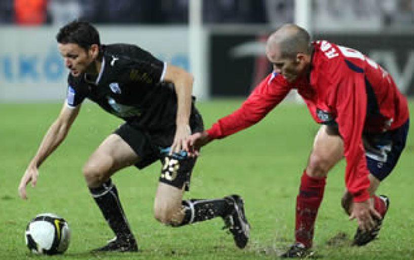 Λάκης: Στο ποδόσφαιρο μετράει η ουσία