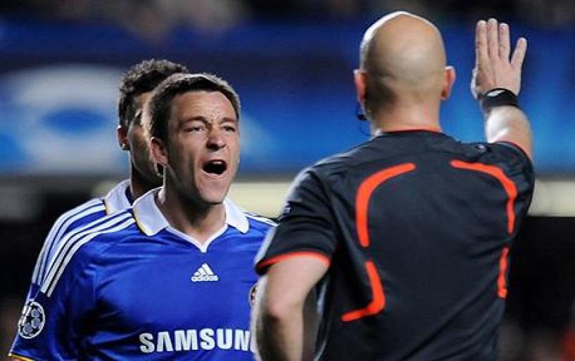 Τέρι: Να τιμωρηθεί ο διαιτητής