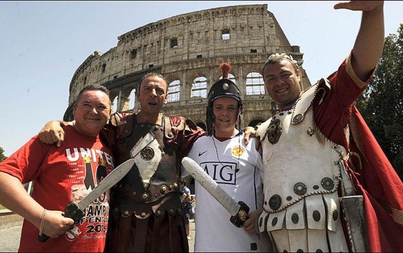 Μαχαιρώματα στη Ρώμη