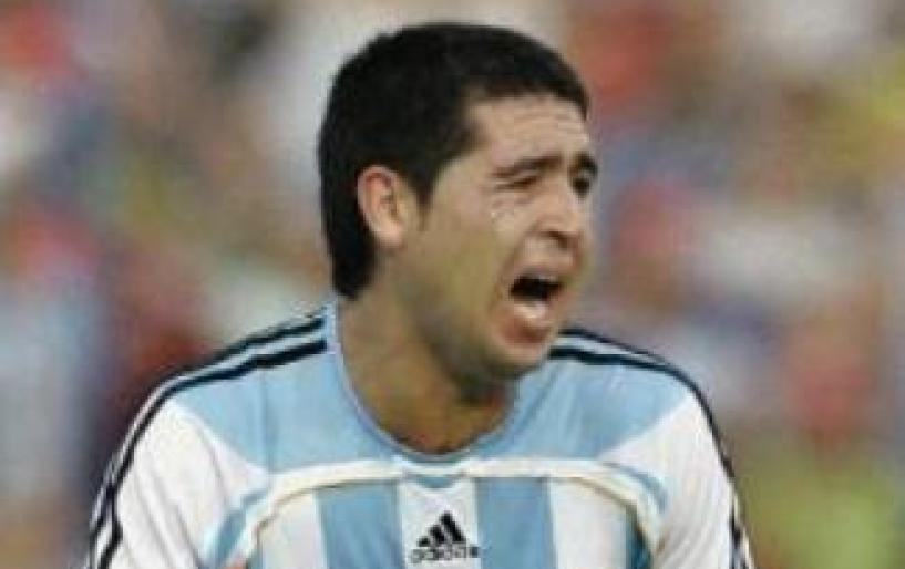 Σταματάει ο Ρικέλμε απο της Εθνική Αργεντινής