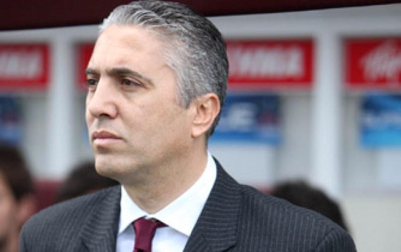 Κωστένογλου:»Θέλουμε μόνο νίκη»