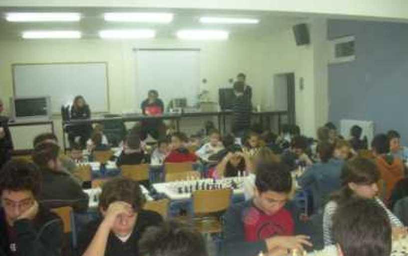Μεγάλη επιτυχία στους Σκακιστικούς αγώνες