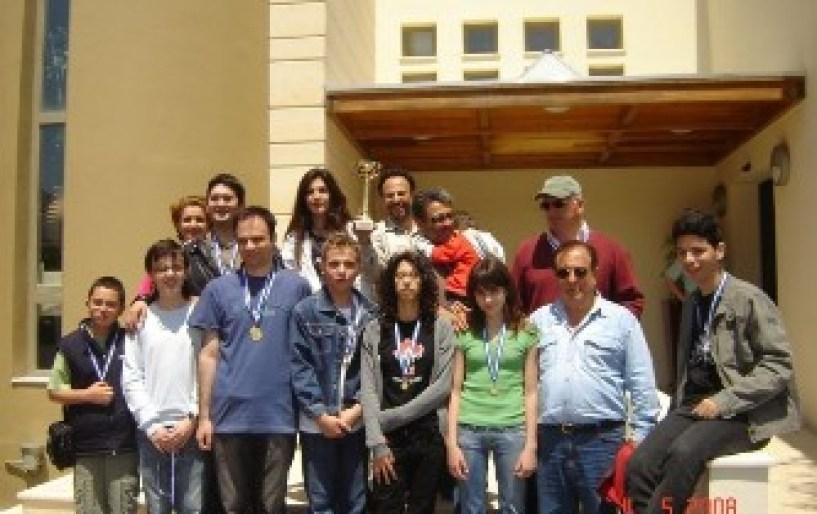 Ερ.ΟΦΗ: Συγχαρητήρια σε σκάκι και βόλλει