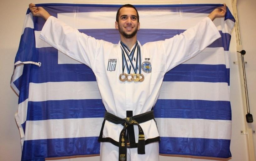Πρωταθλητής Ευρώπης ο Στεφανάκης!