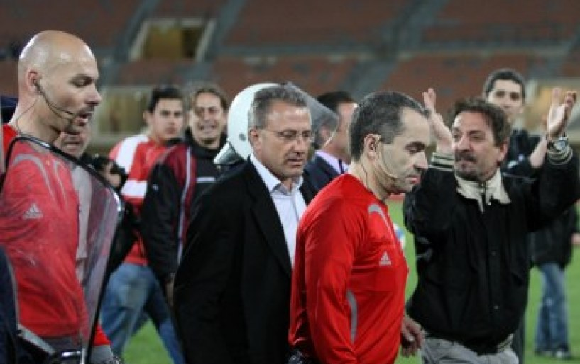 Παραιτήθηκε ο Στεφανουδάκης