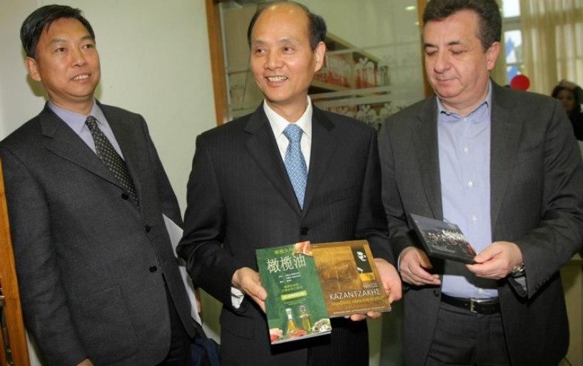 12 ξενοδοχεία για 5.000 Κινέζους