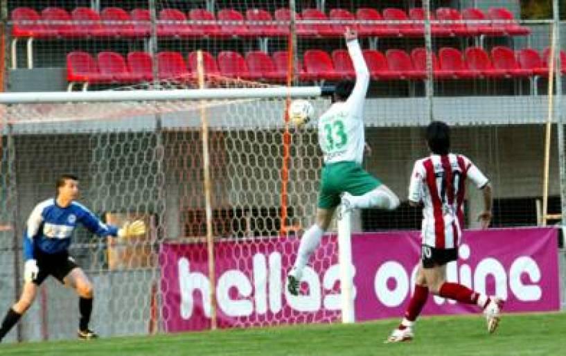 «Διπλό» ο Πανθρακικός 1-0 τον Εθνικό Αστέρα