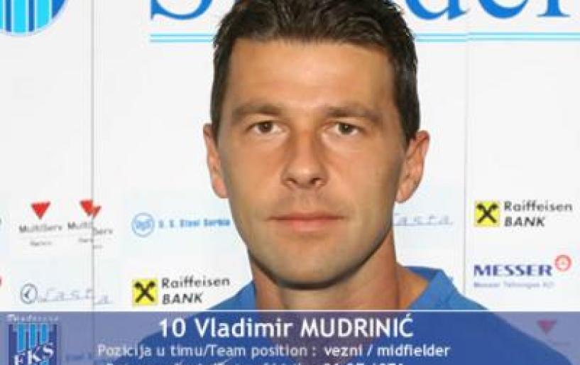 Θρασύμβουλος: Ανακοίνωσε Μούντρινιτς