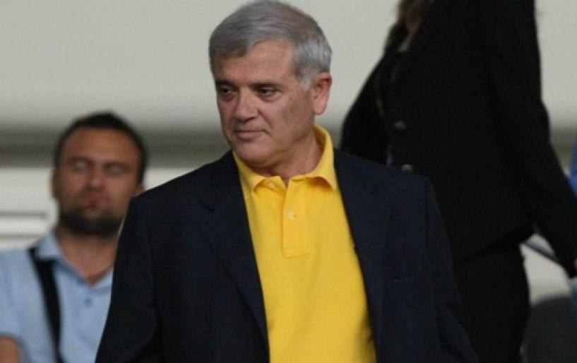 Μελισσανίδης: Δεν επιστρέφω