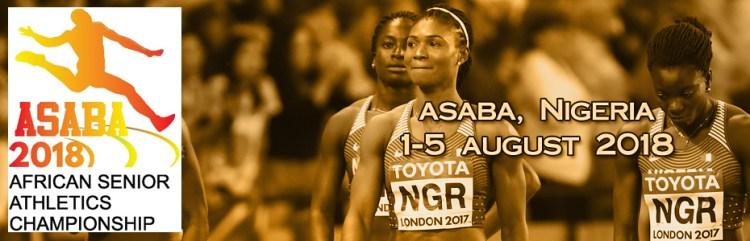 Image result for 21st Africa Senior Athletics Championship