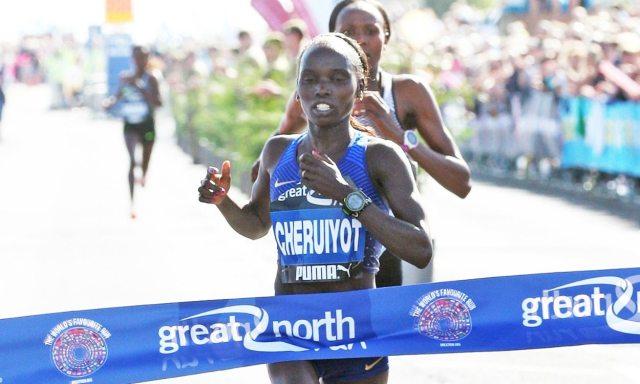 Image result for vivian cheruiyot marathon