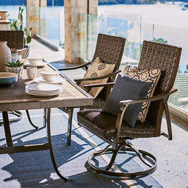 Catalina Outdoor Furniture Set