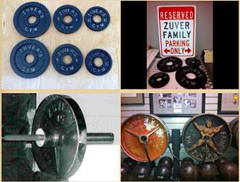 Vintage Weight Equipment