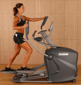 """The Octane Q37ci Elliptical made Oprah Winfrey's """"My Favorite Things"""" list for 2012."""