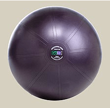 The GoFit Ultimate Burst Resistant Core Stability Ball (At Home Fitness sale price: $44.99) is a fun, yet challenging way to stretch, tone and tighten your body.
