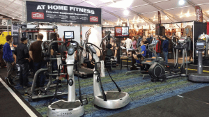 At Home Fitness will have special show deals and pricing during the duration of the Barrett-Jackson Auction in Scottsdale.