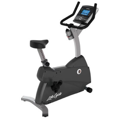 Life Fitness C1 Lifecycle Bike with Go Console
