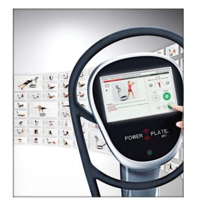 Power Plate Pro7