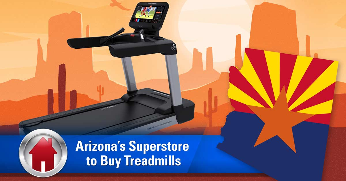 At Home Fitness is Arizona superstore to buy treadmills during COVID-19 pandemic