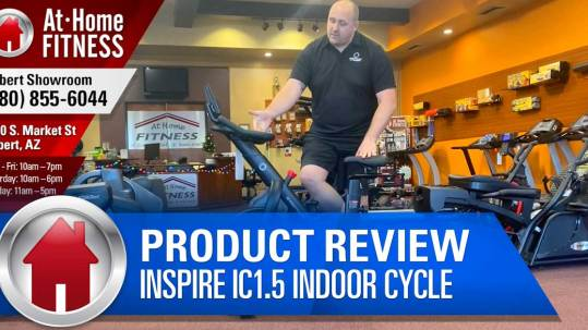 Inspire IC1.5 Indoor Cycle