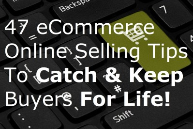 eCommerce online selling