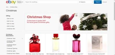 out of season seasonal christmas eCommerce online selling