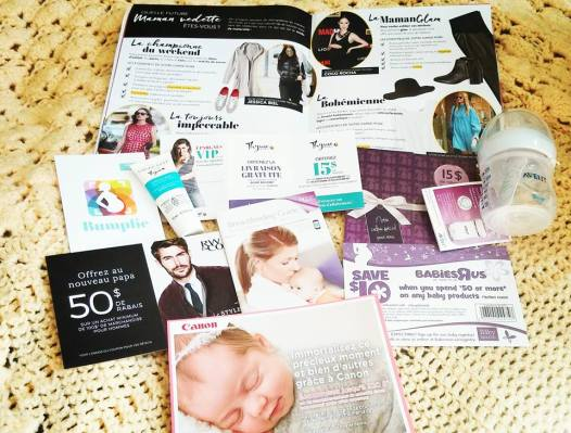 Thyme Maternity ID Free Bag