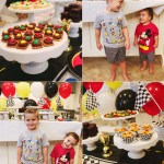 Mickey And The Roadster Racers Party Theme At Home With Natalie