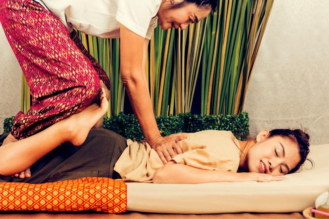 Thaï massage / Massage thaïlandais - Nuad Boran Athomic Wellness