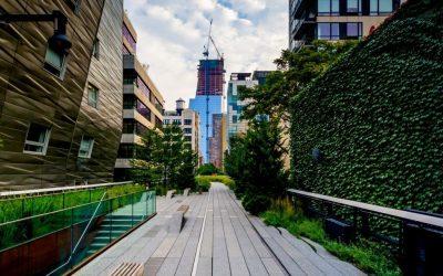 Découvrir Manhattan en courant – The High Line