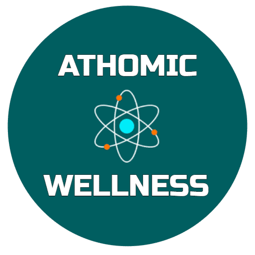 Logo Athomic Wellness