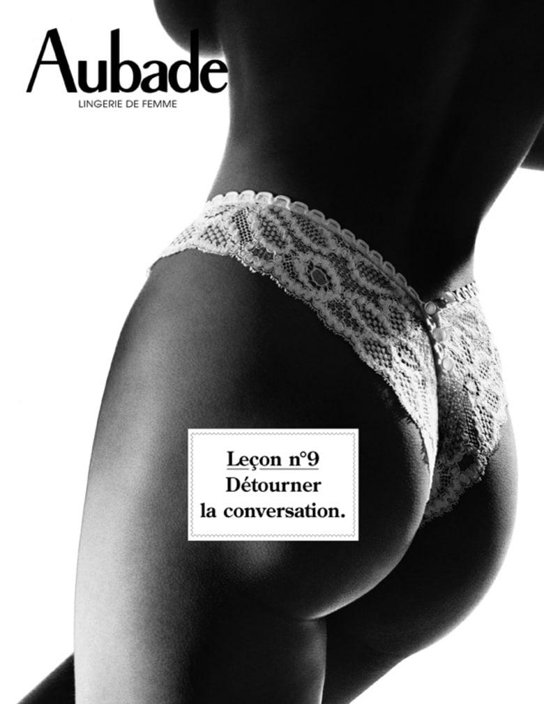 Aubade - Détourner l'attention n°9