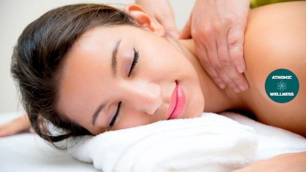 Massage déstressant