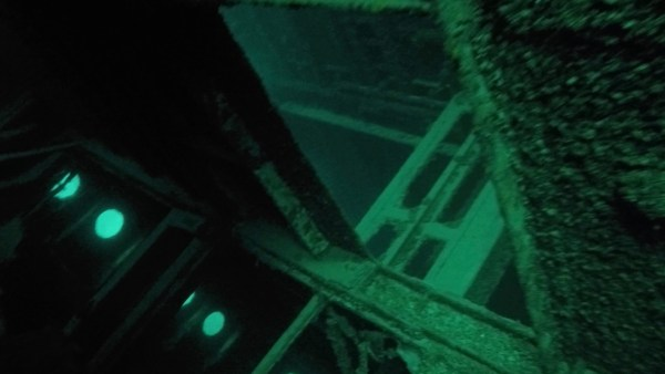 Diving the Prins Willem V, Lake Michigan Chicago