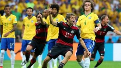 En un partido cargado de historia, Brasil y Alemania buscaron el boleto al choque decisivo en Belo Horizonte, en una noche de ensueño para los alemanes